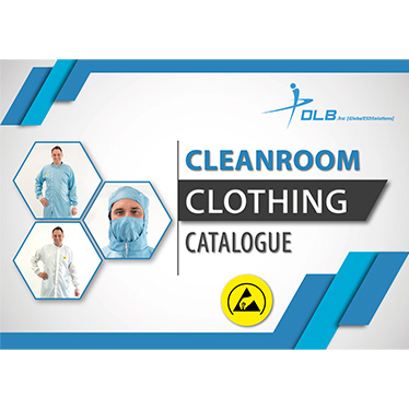 Cleanroom Clothing Catalogue