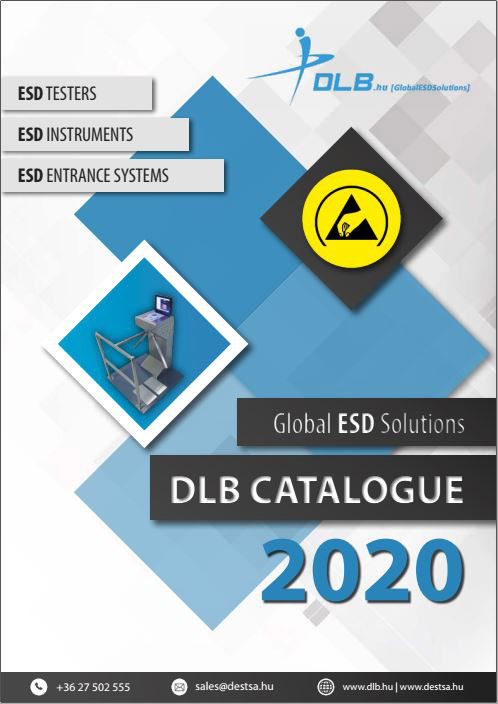 ESD Testers and Instruments Catalogue
