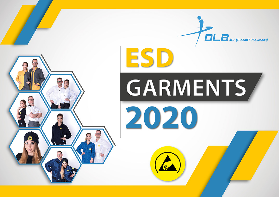 ESD garments catalogue